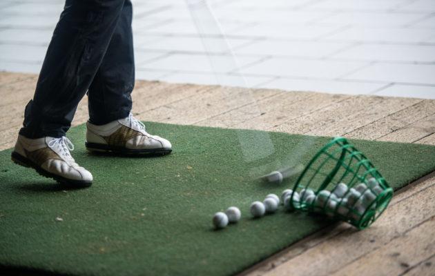Kun harjoittelet, harjoittele tavoitteellisesti. Määrä ei korvaa laatua. Kuva: Frank Gaertner