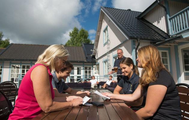 Suomen viihtyisimmältä kentältä löytyy golfin harrastajien mielestä myös maan paras golfravintola.