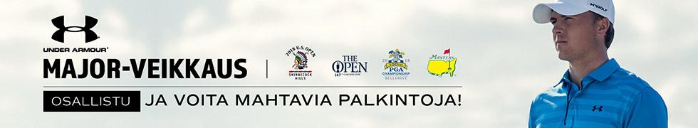 Golf Balance Majorverikkaus – Osallistu ja voita huippupalkintoja