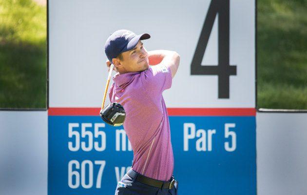 Kim Koivu säilytti paikkansa CT-rankingin top-kolmosessa. Kuva: Antero Lindell