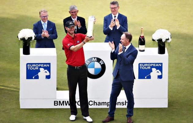 BMW on yksi eurooppalaisen kilpagolfin tärkeimmistä taustavaikuttajista. Kuva © Getty Images