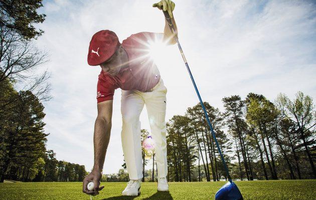 Bryson DeChambeau on yksi Bridgestone Golfin vetovoimaisista sopimuspelaajista.