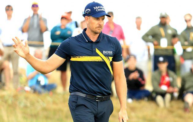 Thomas Bjørn tuskin kovin mielellään jättäisi Henrik Stensonin Euroopan Ryder Cup -joukkueen ulkopuolelle. Kuva: Getty Images