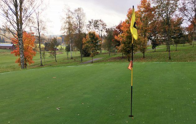 Hill Side Golfin syksyn kuulumisia