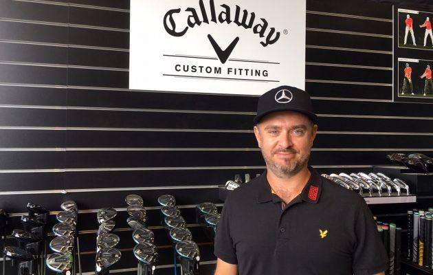 Mikko Korhonen luottaa pitkässä pelissä Callawayn tuotteisiin.