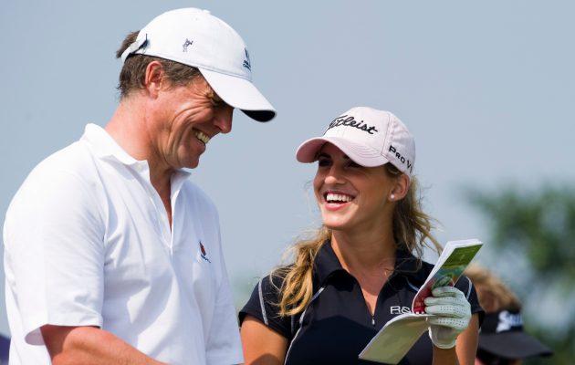 Golfia aktiivisesti harrastavat ihmiset voivat yleensä hyvin. Kuva: Getty Images