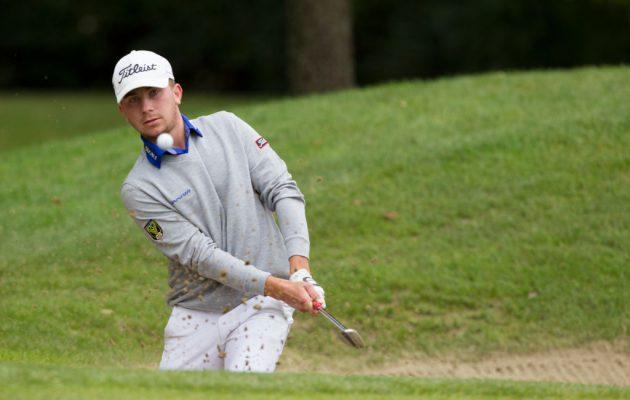 Oliver Lindellin kilpailu Irlannissa päättyi tasaiseen esitykseen. Kuva: Getty Images.