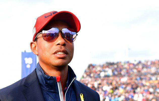 Tiger Woods sanoi kolmen miljoonan euron starttirahalle, ei kiitos. Kuva: Getty Images