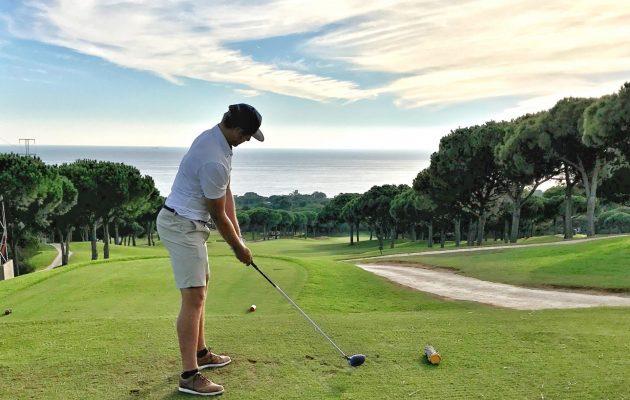 Osala päätti menneen golfkauden näihin maisemiin Cabopino Golfissa Costa del Solilla.