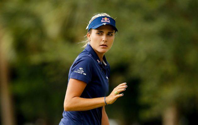 Lexi Thompson voitti LPGA Tourin finaalin Tiburon Golf Clubin kentällä, jossa pelataan myös QBE Shootout. Kuva: Getty Images.