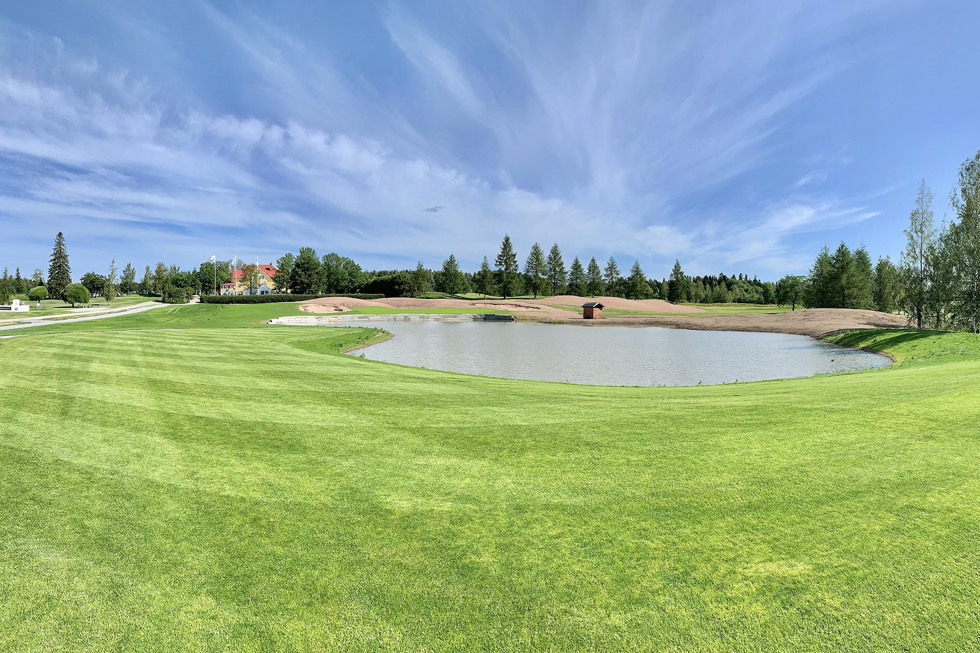 River Golf Nokia