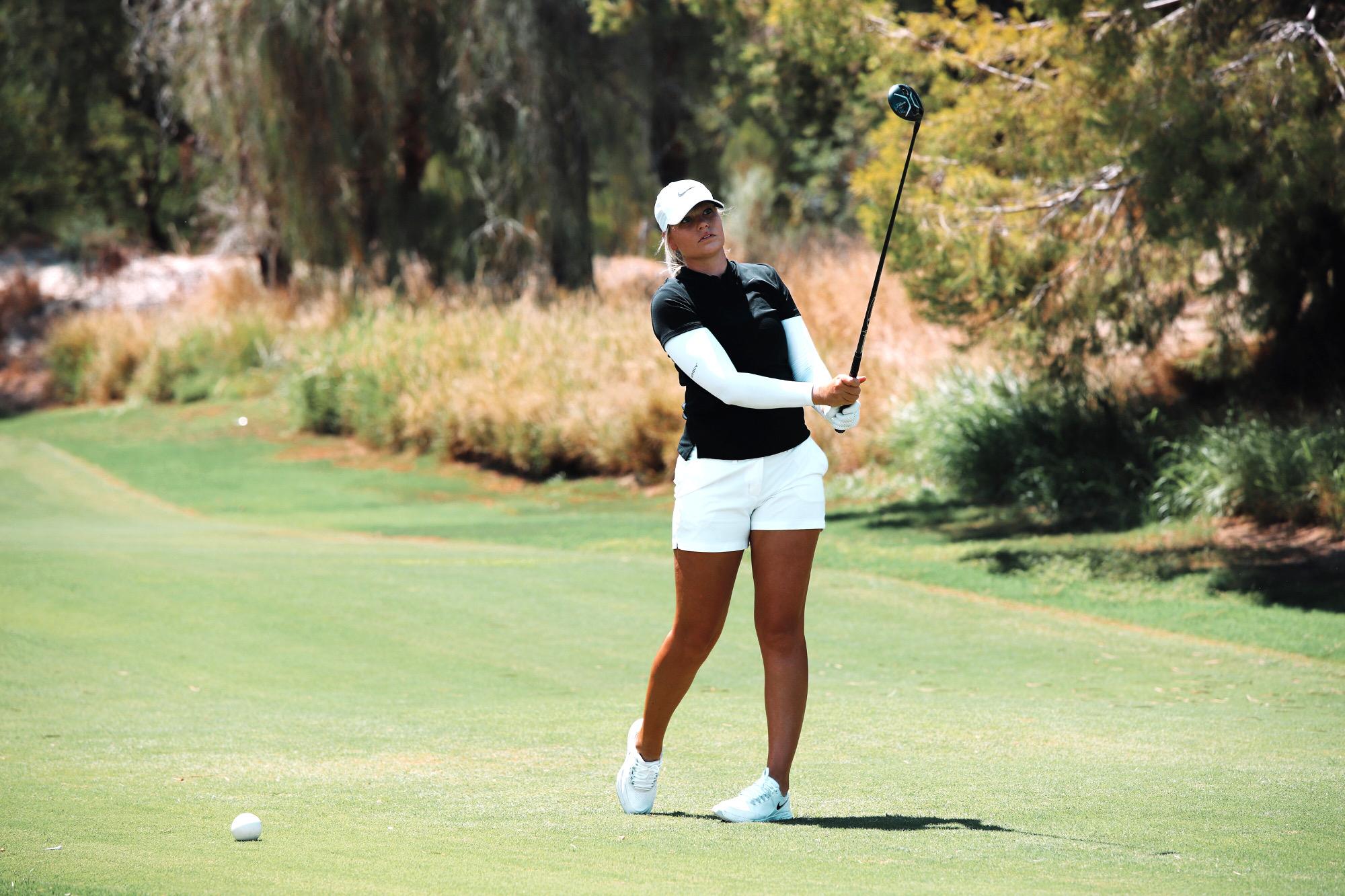Matilda Castren palaa LPGA-turnauksiin kovassa seurassa ...
