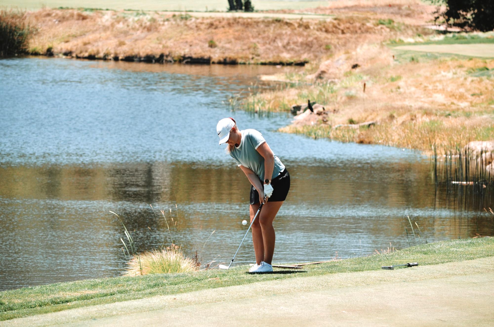 Matilda Castren tasatahdissa maailmantähtien kanssa LPGA ...
