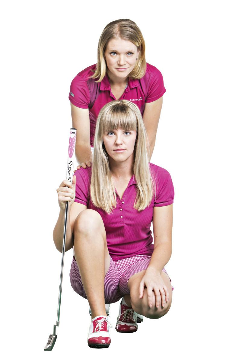 Noora Tamminen ja Ursula Wikström ovat suomalaiset ykkösnaiset kilpakentillä.
