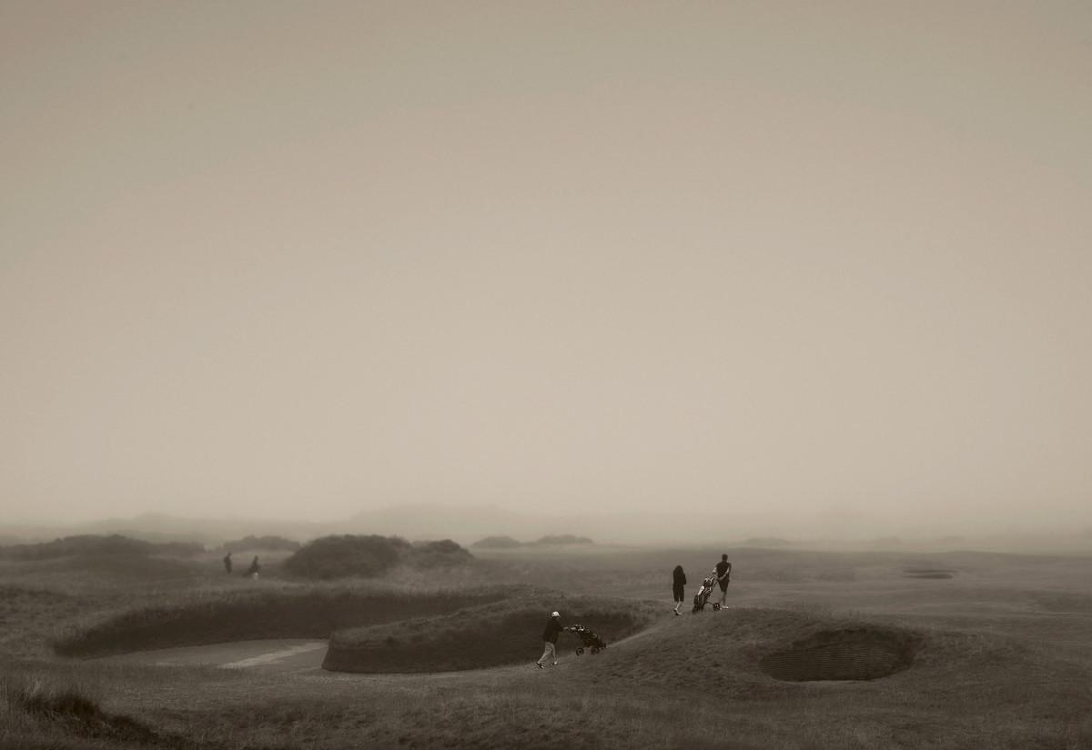 Taivas vai helvetti? The Old Course on viehättävä, kunnes löydät Hell-bunkkerin reiällä 14.