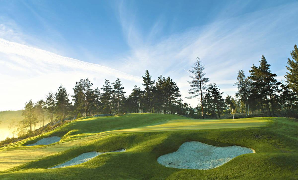 Hills Golf Club on Göteborgin alueen tunnetuin Championships-kenttä.