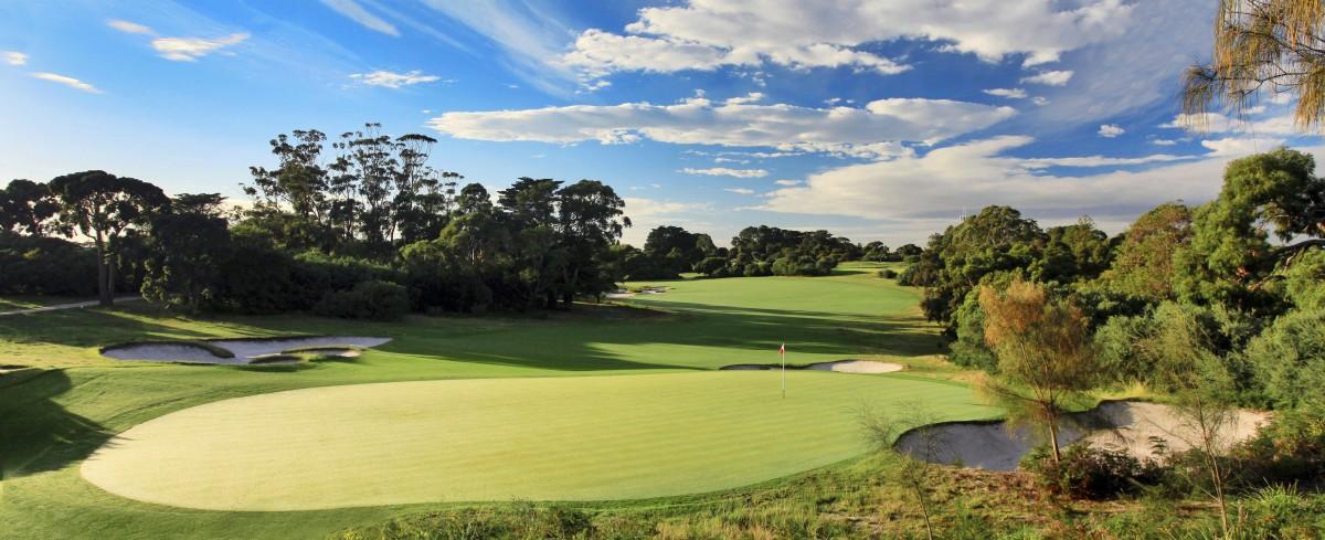 Royal Melbourne lukeutuu pysyvästi maailman golfkenttien aatelistoon.
