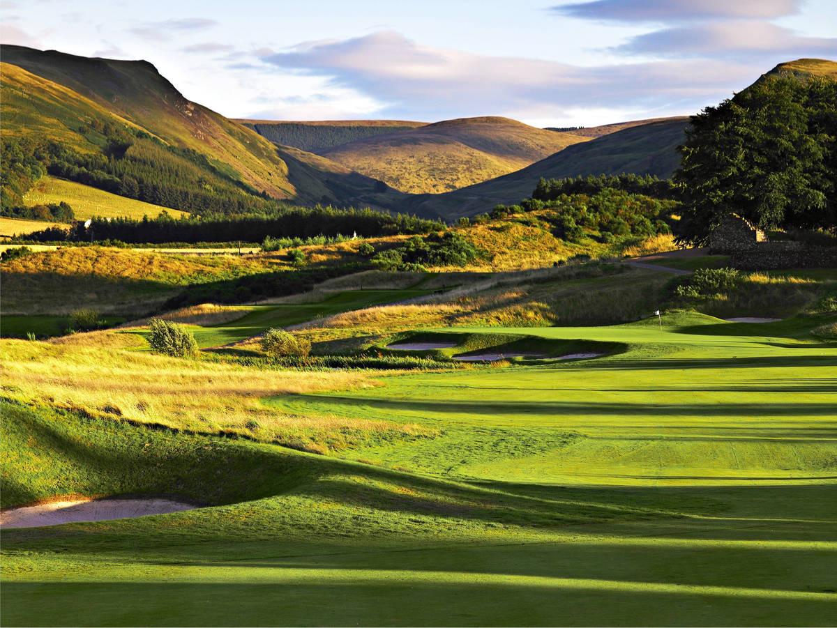 Jack Nicklausin suunnittelema The PGA Centenary Course.