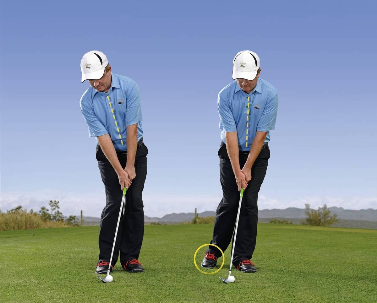 KANTAPÄÄ YLÖS!      Saadaksesi tuntuman oikeaan asentoon, nosta kantapää ylös harjoitellessasi.