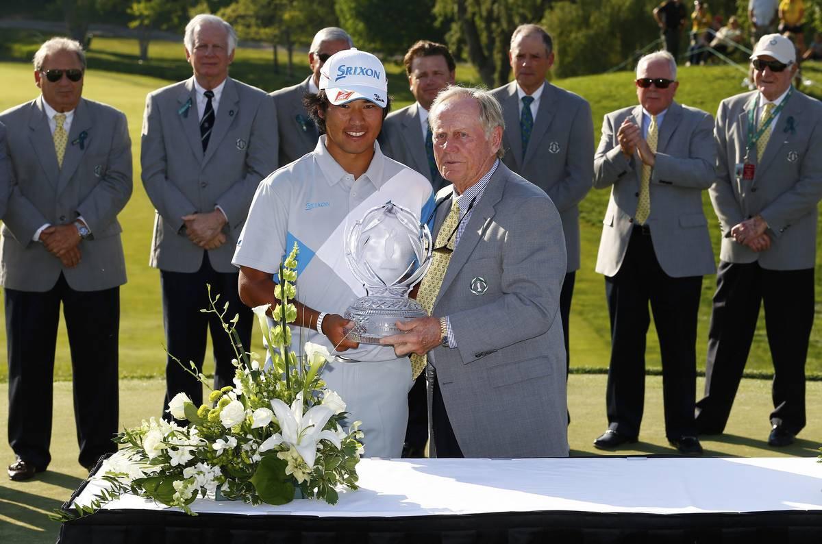 Jack Nicklaus arvioi, että Hideki Matsuyama pelaa maailman huipulla seuraavat 10-15 vuotta.