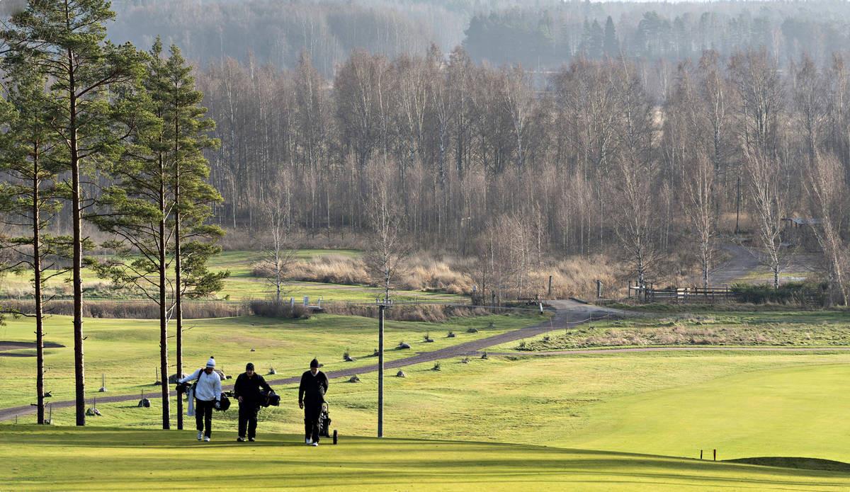 Peuramaa on kokonaisuutena Suomen menestynein golfkeskus.