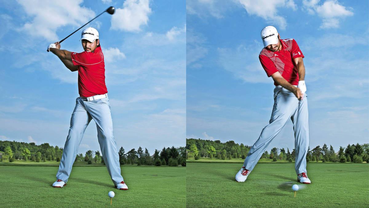 JASON DAY<br>  183-senttinen ja 88 kiloa painava Jason Day on voittanut PGA Tourilla. 25-vuotiaan australialaisen avausten keskipituus on 275 metriä.