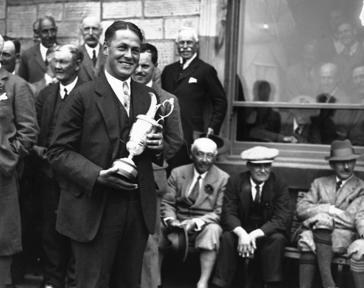 Bobby Jones on yksi niistä kolmesta amatööristä, jotka ovat voittaneet British Openin. Jones voitti kolme kertaa.