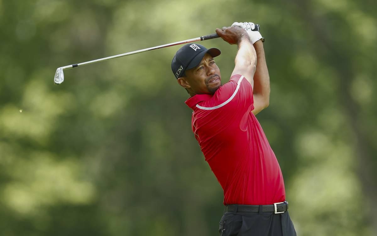 Tiger Woods on vedonlyöjien suuri suosikki U.S. Openin voittajaksi.